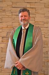 Pastor Rick Marshall