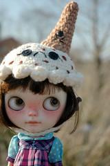 Ice-cream baby