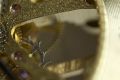 watch (shooting the stars) Tags: macro photography watch gears pocketwatch