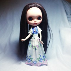 Final photo shoot before store opens :) are you excited @wednesdayjen??? #ahacustoms #blythe #weplaywithdolls