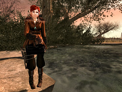 My mind is the only friend of my soul (The Blogging Elf) Tags: secondlife sur illusions deco shi arica roleplay manna zaara maitreya gizza loq handverk teefy deadapples cavernaobscura howvexing thebloggingelf ezweaponry weloveroleplay