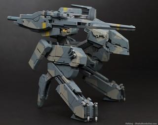 Metal Gear REX - Fin 7 by Judson Weinsheimer