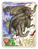 MAMMOTH_Evans_p10 (RetroArtBlog.com) Tags: book evans bridges larry mammoth coloring 1978 dennis press troubador eocene holocene tertiary paleocene oligocene pleistocene miocene cenozoic pliocene quaternary