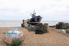 Deal (tommyajohansson) Tags: england beach strand geotagged boats boat kent seaside fishing deal pebblebeach fishingboats bt fiskebt btar besidetheseaside fiskebtar tommyajohansson grusstrand