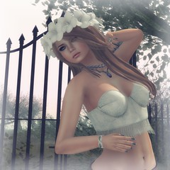 She Was Just a Wish (2) (EvionEmber) Tags: real evil kingdom boom jordan glam ikon affair flair industries slink teefy lelutka {cherry} adorkableposes laccessoires summerfest13 summereditioncosmeticfair