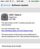 Apple Seeds iOS 7 Beta 2 to Developers - Mac Rumors