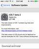 Apple Seeds iOS 7 Beta 2 to Developers - Mac Rumors