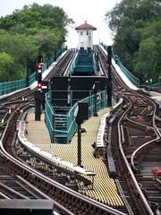 No.7 Train (Professor Bop) Tags: nyc newyorkcity railroad subway tracks rail railway queens elevated mosca drjazz professorbop samsunghz35w numberseventrain