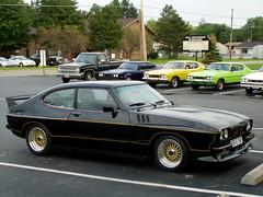 P1010073 (28004900v) Tags: 2003 2 black ford dan capri mercury turbo ii 28 widow mk swarm v6 ccna