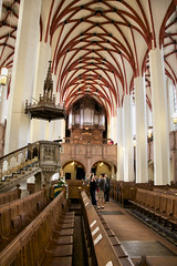 Leipzig - Thomaskirche, Orgel (www.nbfotos.de) Tags: kirche leipzig sachsen orgel thomaskirche