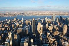 Manhattan (koborin) Tags: newyorkcity travel ny newyork skyscraper manhattan hudsonriver lowermanhattan onepennplaza
