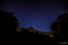 Ursa Major - Big Dipper (Lorenzoclick) Tags: mountain nature night canon stars 5d montagna bigdipper costellazione canon5dmarkiii canonef14mmf28iil