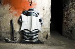 Bestiaire [1/16] (lucas deve) Tags: street city france color art wall paint lyon tag letters caps graph peinture graff bombe lettres rhone urbex