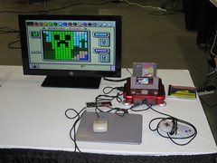 Too Many Games '13 (Catapilla) Tags: videogames convention mariopaint catapillaproject toomanygames minecraft
