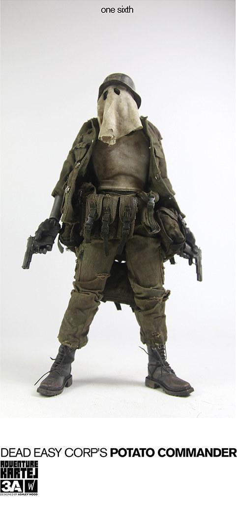 threeA - Dead Easy Corp Potato Commander