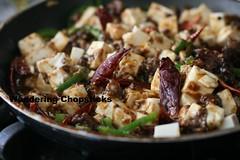 Ma Po Tofu (Chinese Pockmarked Old Lady's Tofu) 18 (wanderingchopsticks) Tags: old ma tofu chinese ladys po szechuan sichuan pockmarked doufu wanderingchopsticks