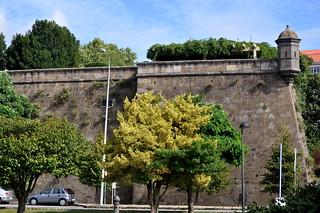 Baluarte de San Juan.