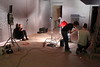 Le Galaxie 'Lucy' Video shoot