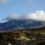 Cap cloud over Sgurr nan Gillean thumbnail