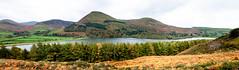 Loweswater panorama (allybeag) Tags: lakedistrict cumbria loweswater burnbankfell carlingknott darlingfell