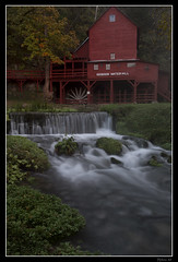 Hodgson Water Mill - No. 2 (Nikon66) Tags: mill waterfall nikon missouri ozarks watermill d800 ozarkcounty hodgsonwatermill 2470mmf28nikkor ©copyright