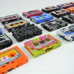 Transformers Cassettes Masterpiece vs otros cassettes thumbnail