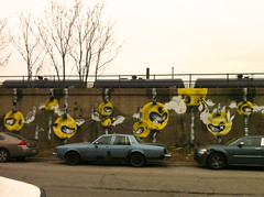 LUCX (billy craven) Tags: streetart chicago pf lucx pizzafacecrew ladylucx