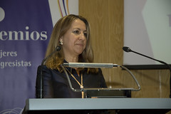 Yolanda Besteiro, presidenta de la FMP