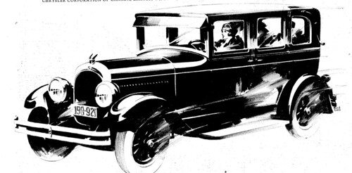 1926 Chrysler