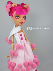 111MHCandy 05 (mango20060311) Tags: art monster high doll ooak mango custom repaint