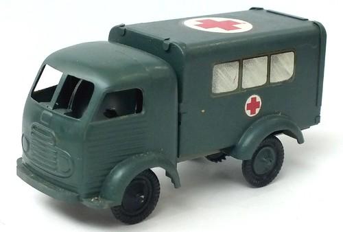 Sesame Simca Cargo