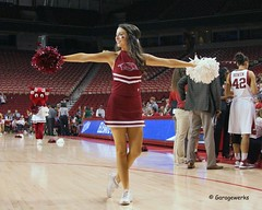 University of Arkansas Razorbacks vs Mississippi Valley State University Basketball (Garagewerks) Tags: woman game college basketball sport female mississippi university all adult state spirit stadium sony sigma valley arkansas cheer cheerleader squad tamron razorbacks universityofarkansas 0mm f0 slta65v