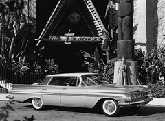1959 Chevrolet Impala Sport Sedan (Railroad Jack) Tags: