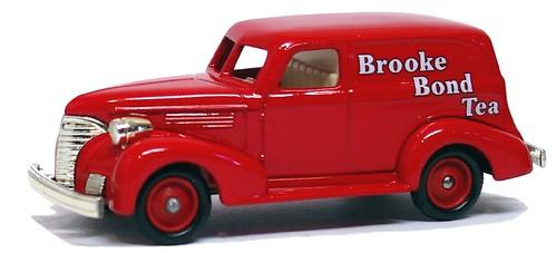 Lledo Chevrolet 1939 van