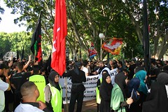9th Annual Ashura Procession  - Australia 93