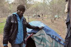 Life on the Doorstep of Europe (P A Raymond) Tags: human rights migration migrants