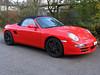Porsche Boxster 986 Glasscheibenumrüstung Verdeck