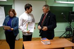 "А.И.Юрьев вручает сертификат • <a style=""font-size:0.8em;"" href=""http://www.flickr.com/photos/107434268@N03/12617682485/"" target=""_blank"">View on Flickr</a>"