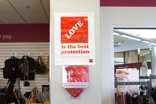 International Condom Day 2014: San Francisco