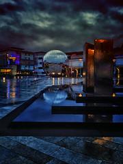 Millenium square Bristol (lovestruck.) Tags: night bristol geotagged milleniumsquare geo:lat=51449688646881455 geo:lon=26007476449012756