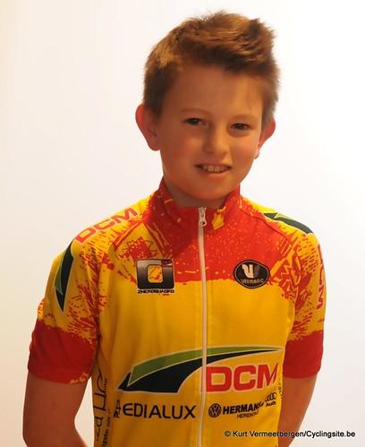 Ploegvoorstelling DCM Cycling Team (4)