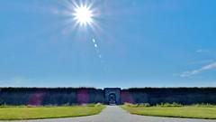 Fort Nieulay Porte De Calais - Amaai, mijn ogen! - Gosh, my eyes!