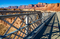 Navajo bridge (Trudy van der Werf) Tags: bridge view navajo navajobridge