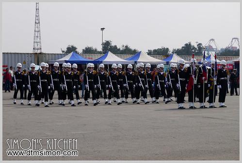 海軍敦睦台中港31