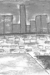 Untitled (My World Of Creations) Tags: life uk morning sky people food white abstract black colour art water cookies skyline design sketch artwork paint artist drink designer drawing earth no united sketching picture drawings kingdom sketchbook images british session draw monday sketches