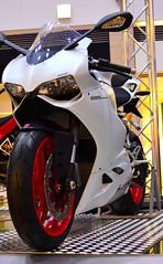 Ducati 899 Panigale (Debarshi Ray) Tags: autumn nikon czech motorcycles bikes exhibition brno motorbike olympia ducati 899 panigale nikond3100