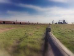 looking towards Lemmon (Father Tony) Tags: southdakota landscape spring unitedstates sd northdakota dakota hdr lemmon iphone iphone5 lemmonsd alienskinbokeh adobephotoshopcs6