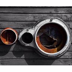 Rusty wagon,Piraeus GR (spiros_legenda) Tags: old train wagon lights rust rusty railway greece piraeus