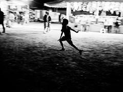 . (hornbeck) Tags: street carnival blackandwhite bw oklahoma kids bnw lawton blvck