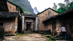 2014 9 Xing Ping (15) (SirLouisLau95) Tags: china spring guilin yangshuo 中国 桂林 春天 阳朔 xingping 兴平